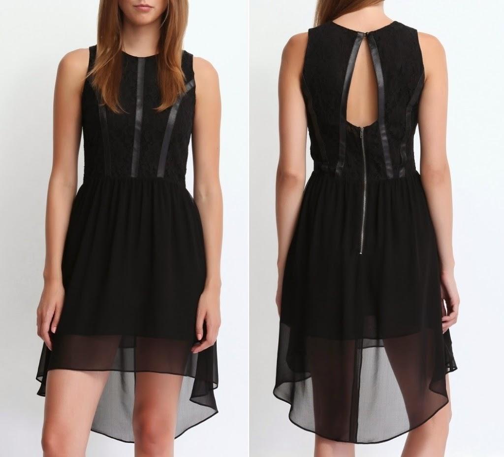 rochie-neagra-cu-spatele-decupat