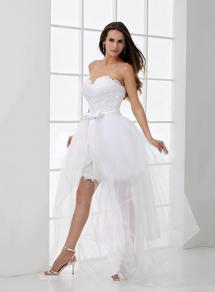 affordable wedding dress
