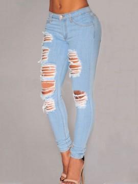 fashion-light-blue-high-waist-trousers-lady-hole-denim-feet-pants1