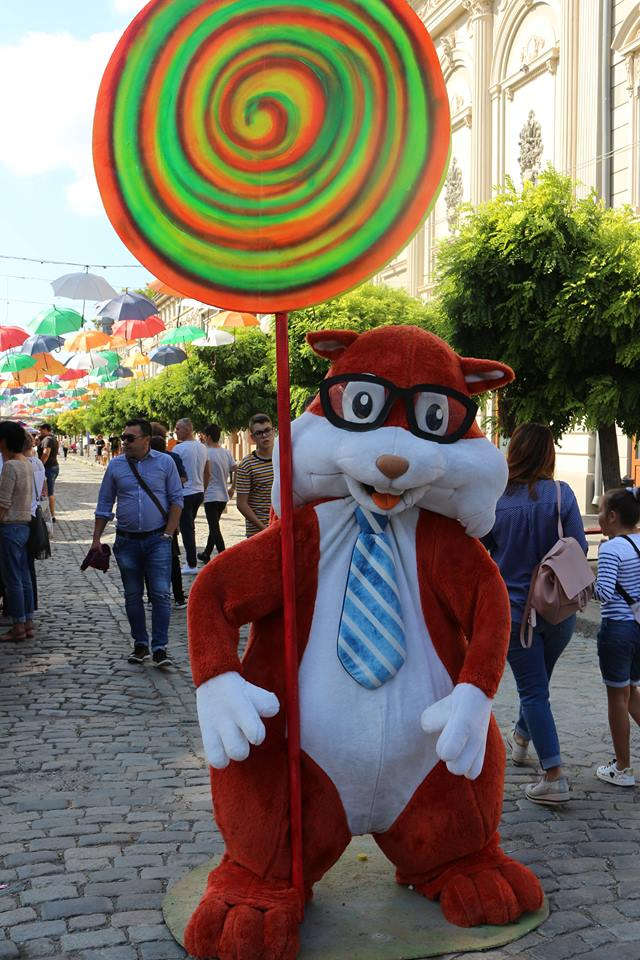 Am fost și la … Festivalul Dulciurilor, ediția I