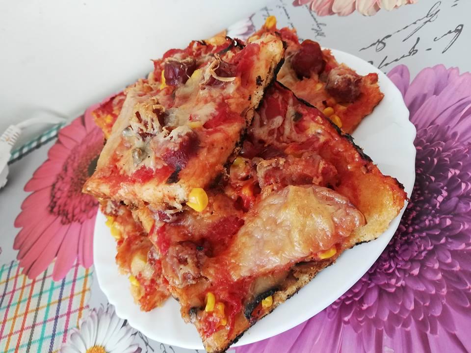 Vezi cum am făcut eu pizza de 3 ori mai repede!