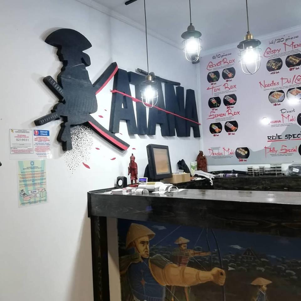 Am fost și la … Katana Sushi Bar