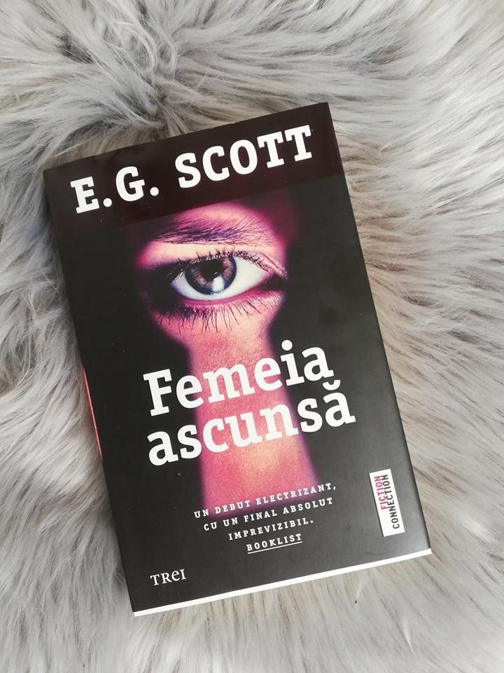 Recenzie – Femeia ascunsă (E.G.Scott)