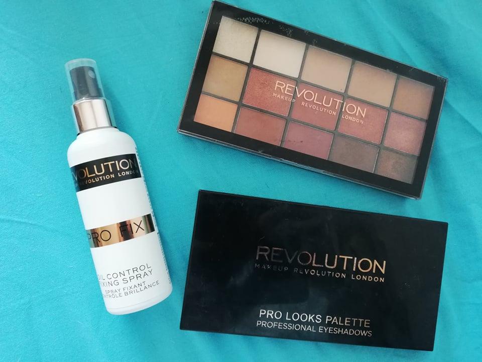 Makeup Revolution – raport calitate-preț excelent!