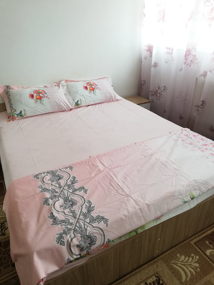 Prima mea lenjerie de pat de la Novahouse