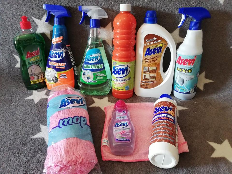 Păstrează curățenia! E mai ușor decât să o faci!