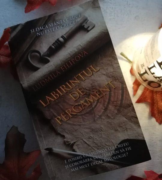Recenzie – Labirintul de pergament