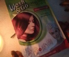 Masca textilă de păr Wash&Go – yay or nay?